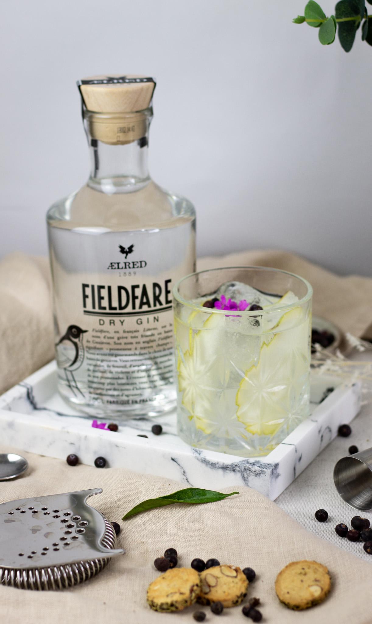 gin fieldfare - gin